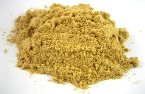 Ginger Root Powder - Sam's Teas and Spices  - 1