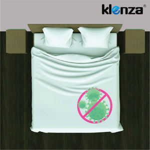 Klenza Antiviral Bedcover Combo Pack (California King)