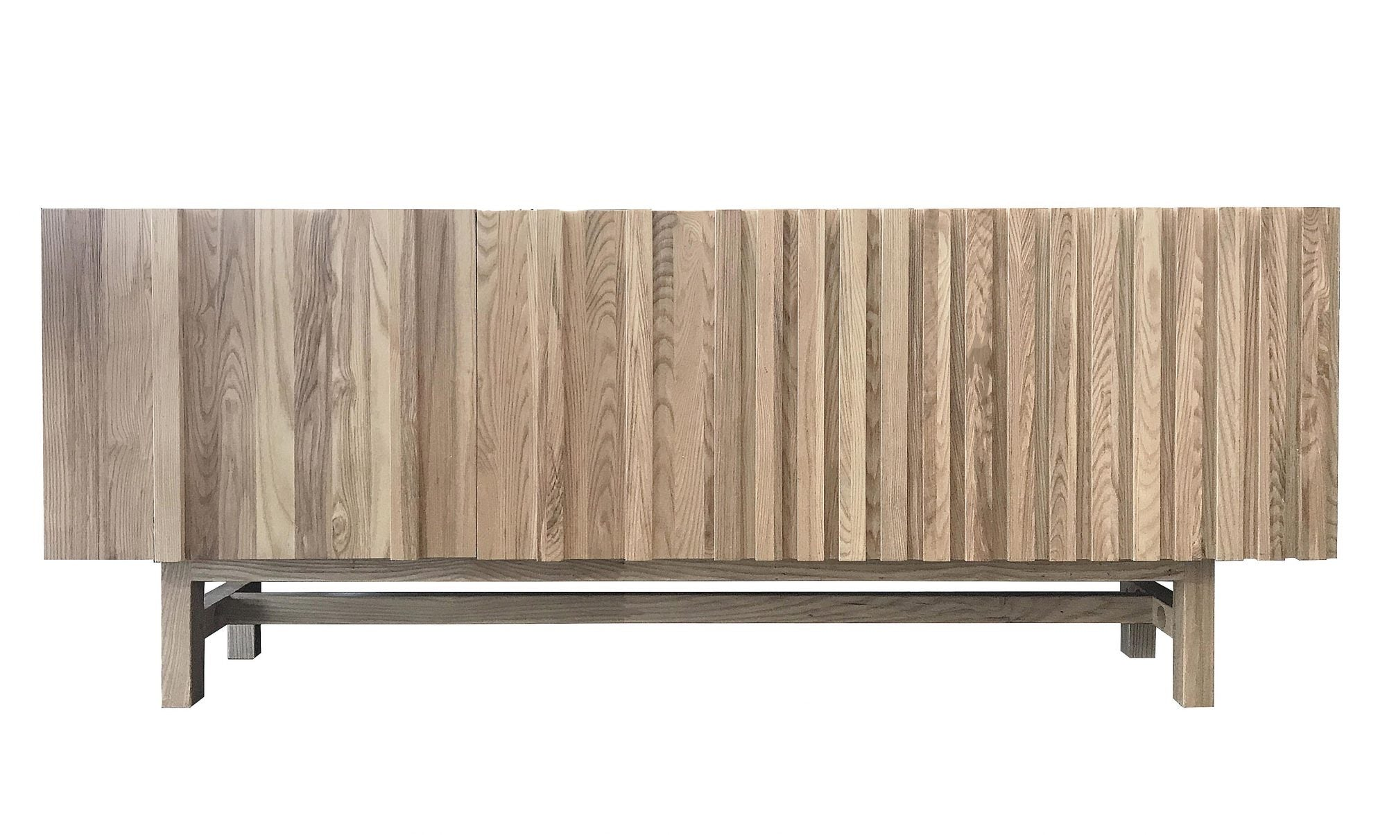 Doby Sideboard Solid Ash Creeping Fig