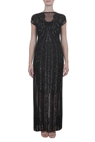 Charlize Dress, Sequin