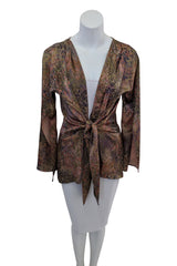 Flutter Jacket, Tea Garden