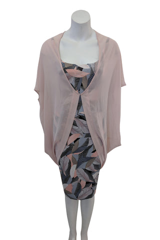 Untwisted Top, Pink