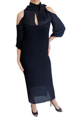 Elle Dress, Midnight