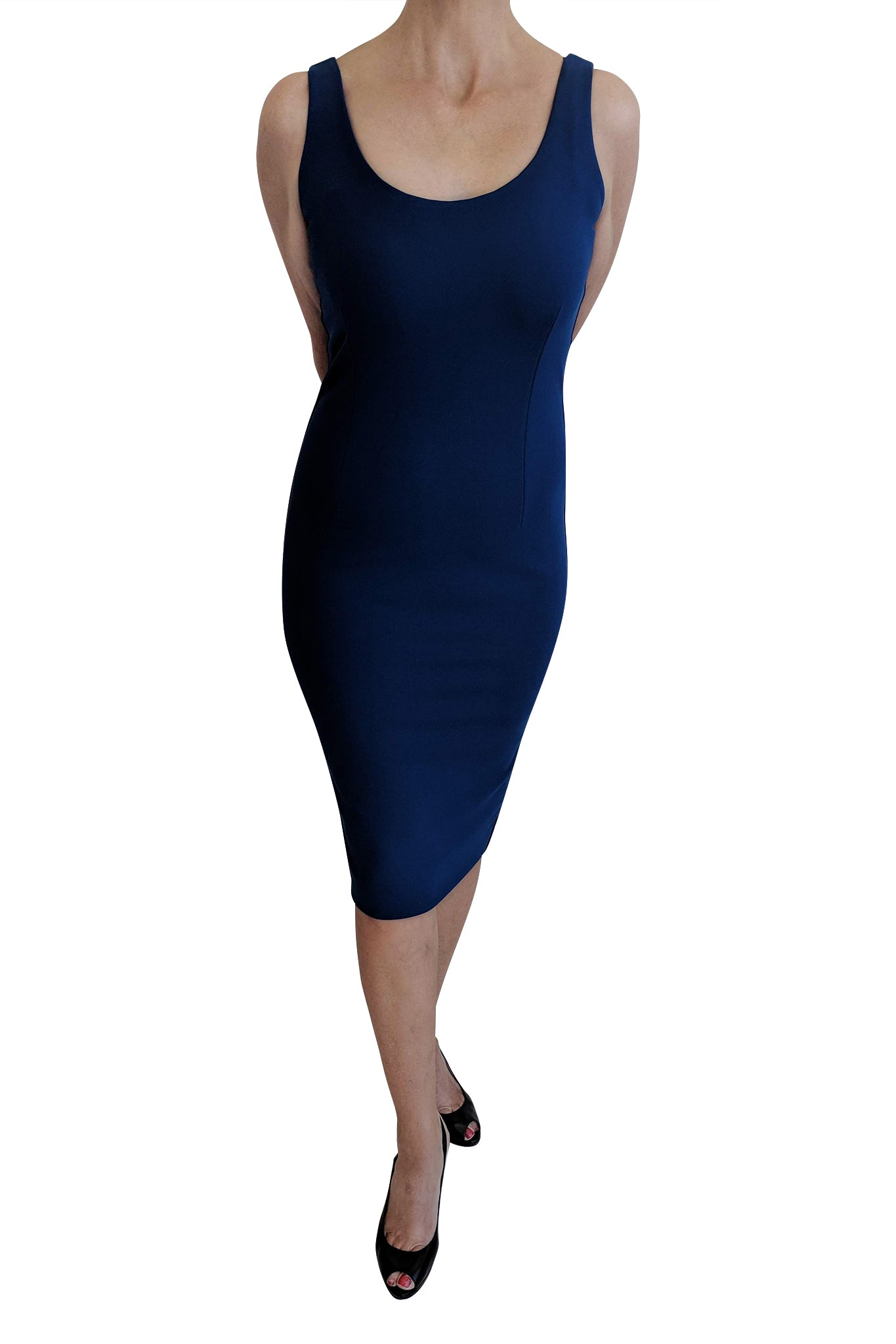 Bodycon Dress, Saphire