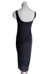 Azra Dress, Coal