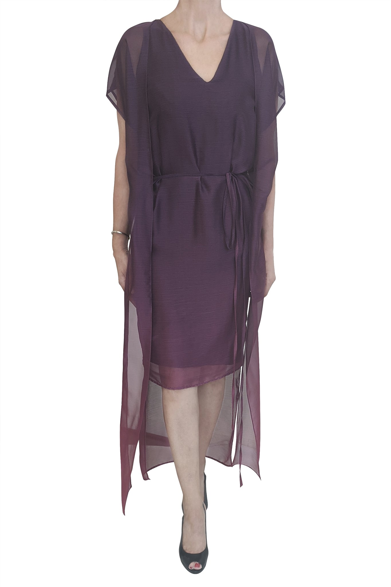 Wisp Dress, Ombre