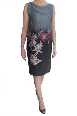 Orchid Shift dress