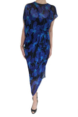 Jadore Dress, Azure