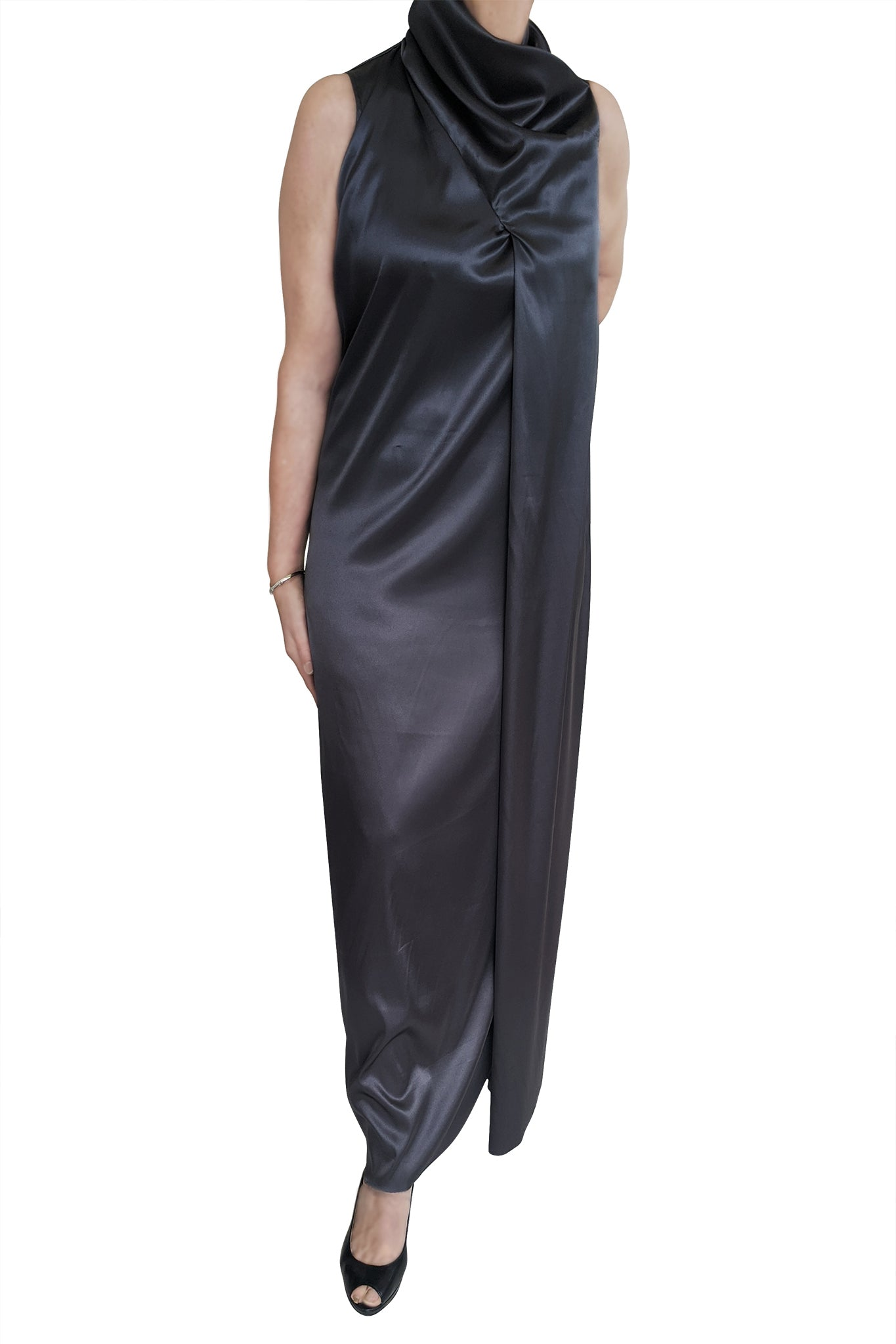 Sublime Dress, Pewter