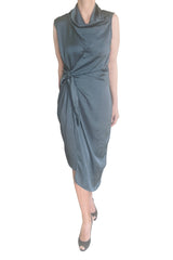 Cellini Dress, Soft Green