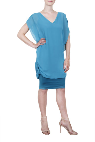 Janine Dress, Capri