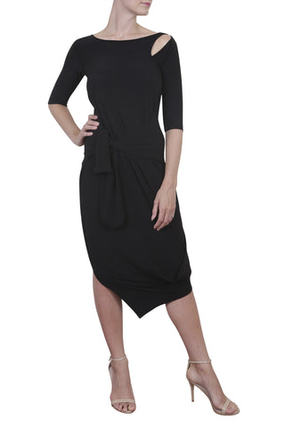 Manhattan Dress, Black