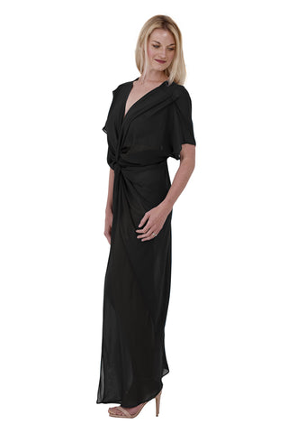 Perla Dress, Black
