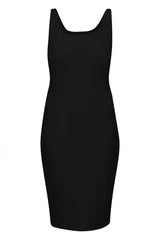 Slip Dress, Black