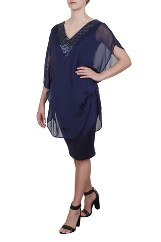 Willow Dress, Midnight