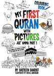 My First Quran with Pictures - Colouring Book