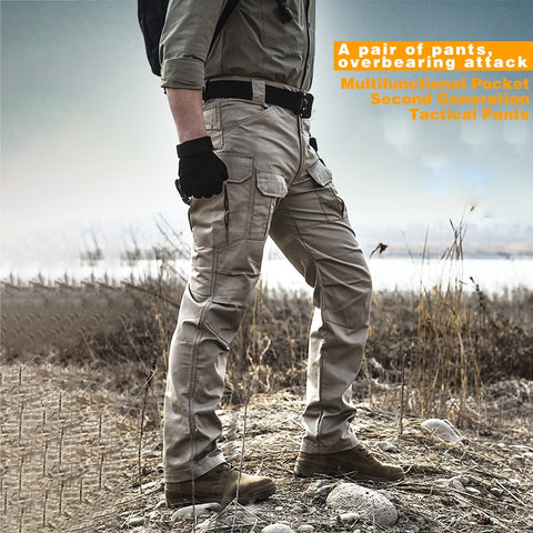 Waterproof Camouflage Military Pants