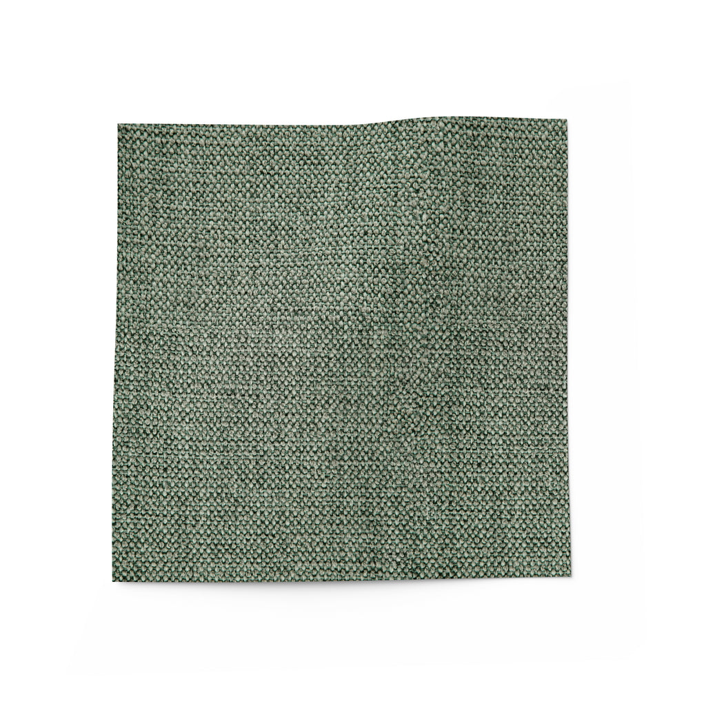 Green linen fabric for sofa
