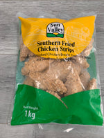 1kg Frozen S.F.C Chicken Strips