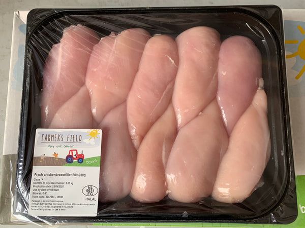 5kg Fresh Chicken Fillets