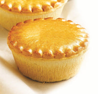 2x Frozen Unbaked Minced Beef & Onion Wrights Pies