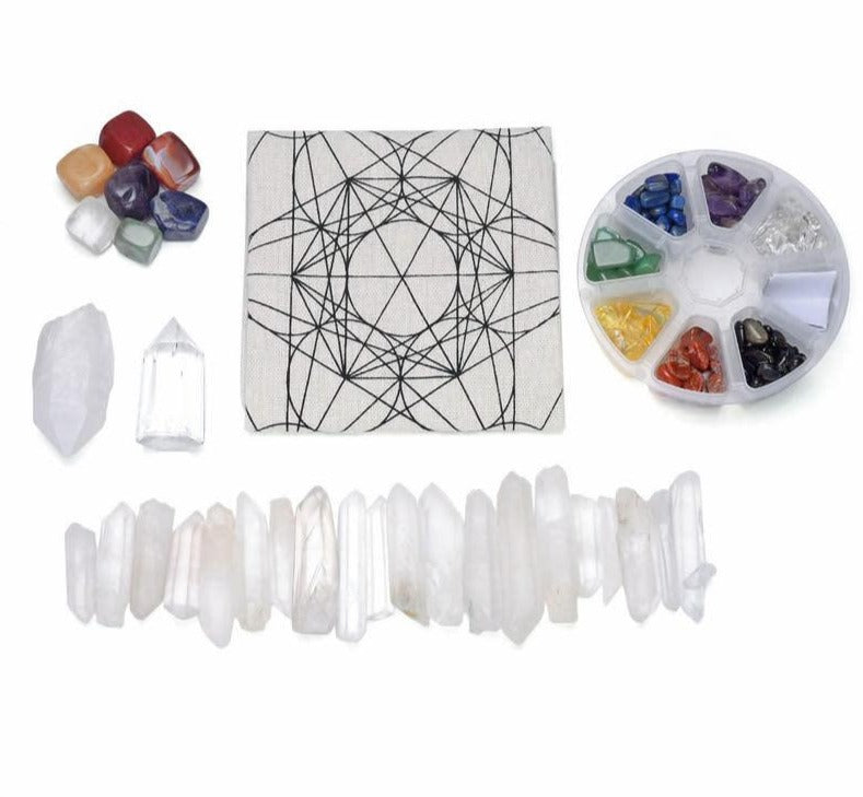 Healing Sets with Grid