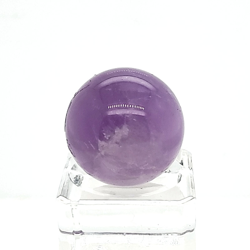 Amethyst Sphere Small 1""
