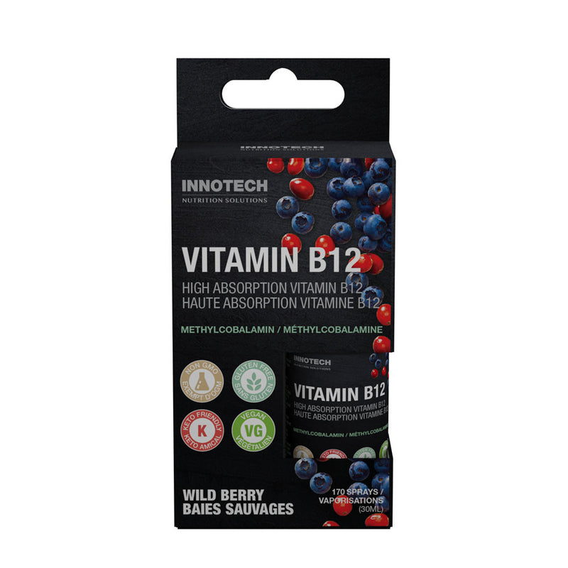 VITAMIN B12 ORAL SPRAY 30 ML