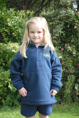 Polar Fleece Tunic (LOCHIEL SCHOOL) - HZ10L