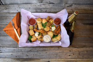 Hot Finger Food Box