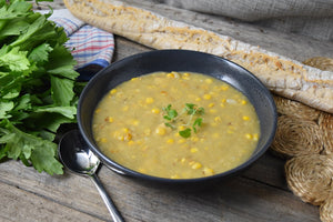 Chicken and Corn Chowder Soup
