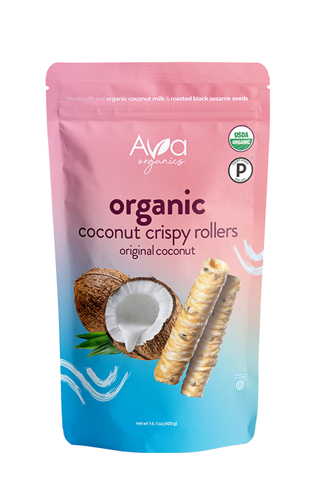 Ava Rollers Original Coconut Family Size