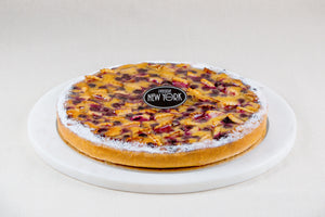 Apple & Blueberry Tart