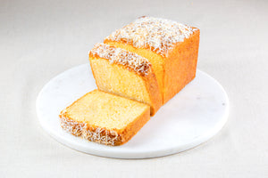Coconut Bread Loaf