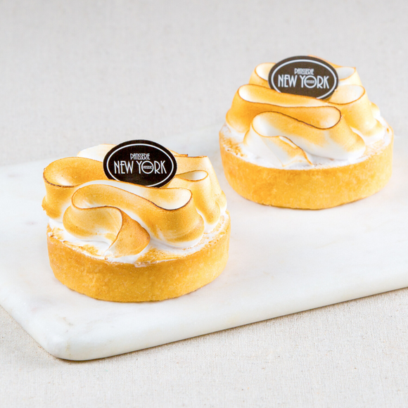 Individual Lemon Meringue Tarts Box of 6