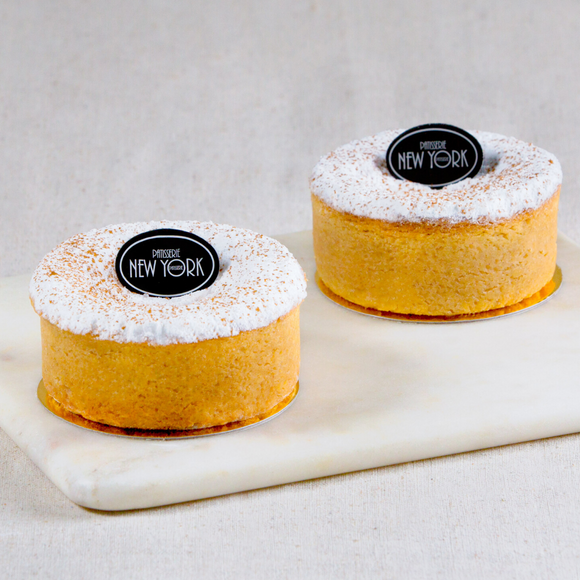 Individual Baked Ricotta Cakes Box of 6
