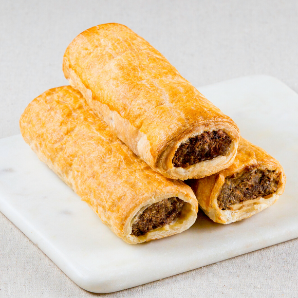 Sausage Roll Box of 6