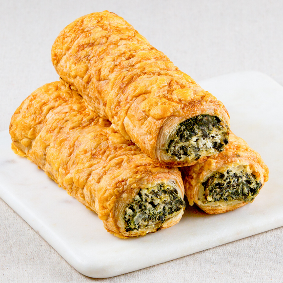 Spinach & Feta Roll Box of 6