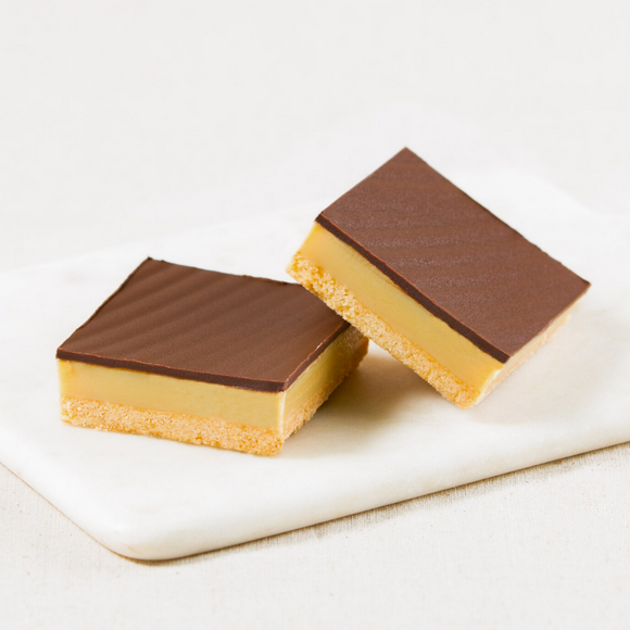 Caramel Slices Box of 6