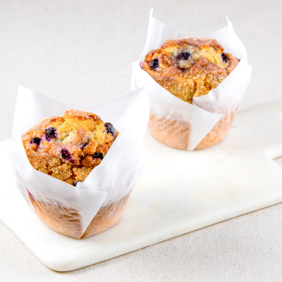 Blueberry Muffins Box of 6