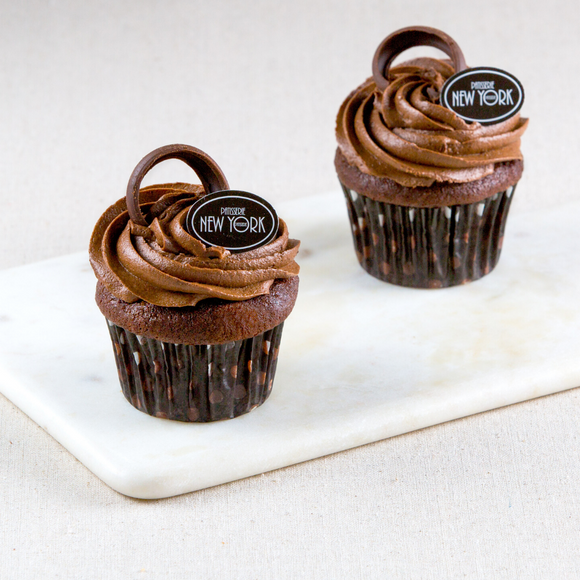 Chocolate Fudge Cup Cakes Box of 6