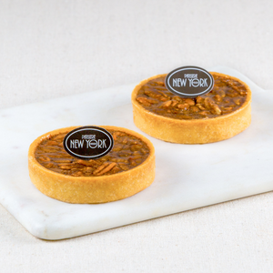 Individual Chocolate & Pecan Pies Tarts Box of 6