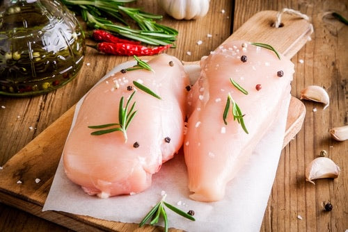 Turkey Breasts, boneless skinless
