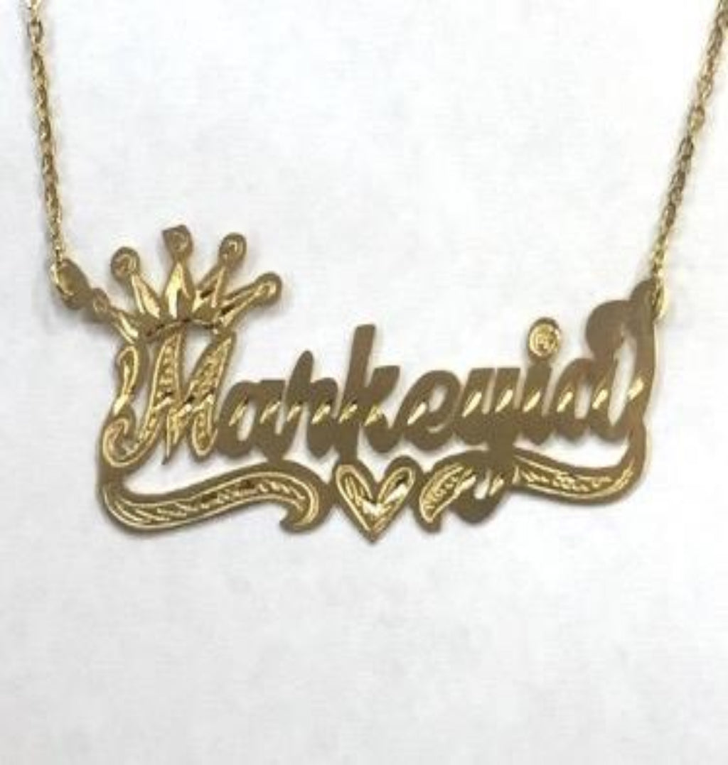 """Crown Me"" Necklace"