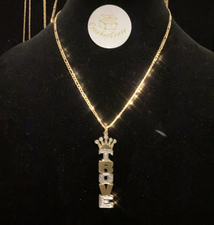 """VertiWHO"" Necklace"