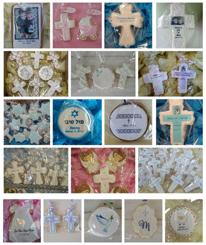Baptism and Communion Cookies