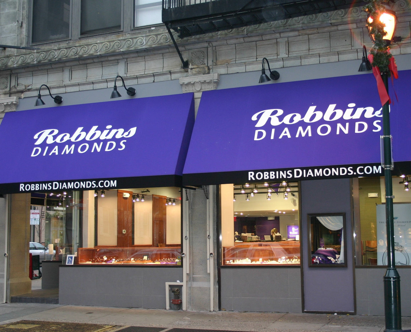 Robbins Diamonds Philadelphia PA