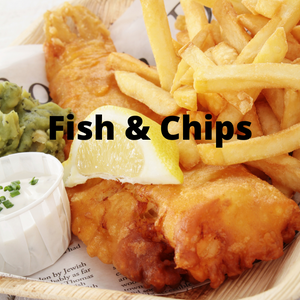 Fish and Chips Family Meal- Deliveries January 27th