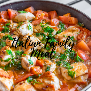 Italian Family Meal- Deliveries July 22nd