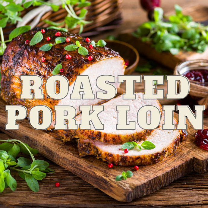 Spiced Pork Roast Family Meal- Deliveries March 31st